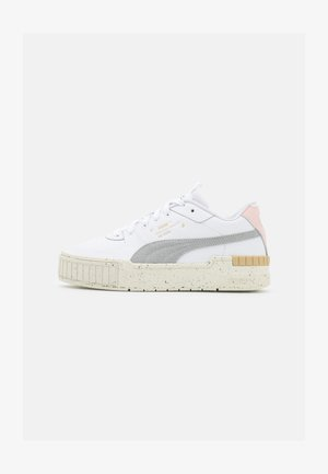 CALI SPORT RE.GEN - Sneakers basse - white/ivory glow/lotus