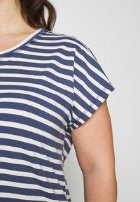Zizzi - VDORIT  - Basic T-shirt - twilight blue - 3