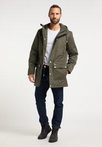 ICEBOUND - Winter coat - oliv - 1