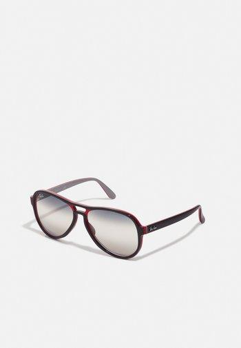 Sunglasses - black/red/light grey