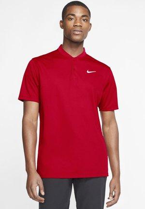 DRY VICTORY - Sports shirt - university red/white