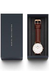 Daniel Wellington - CLASSIC ST MAWES 36MM - Watch - rose gold-coloured - 3