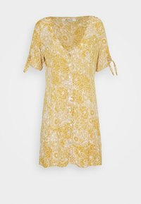Rip Curl - GOLDEN DAYS FLORAL DRESS - Ranta-asusteet - yellow - 3