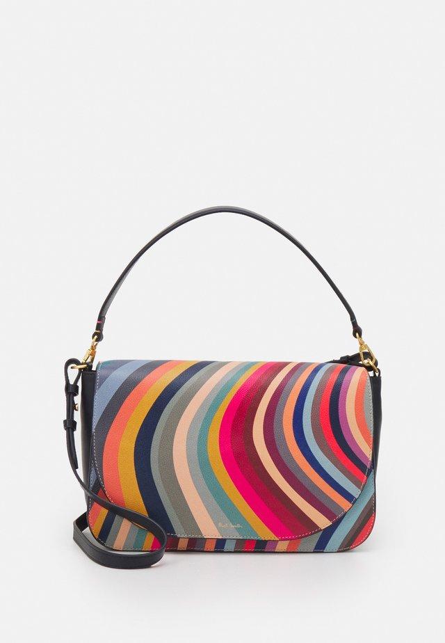 WOMEN BAG MED SADDLE - Handtas - multi-coloured