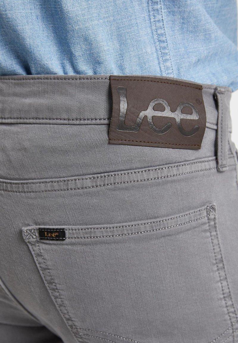 Lee Luke Slim Fit Jeans Summery Grey Zalando De