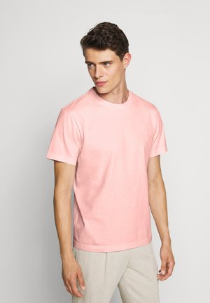 HERITAGE TEE - Jednoduché triko - pink
