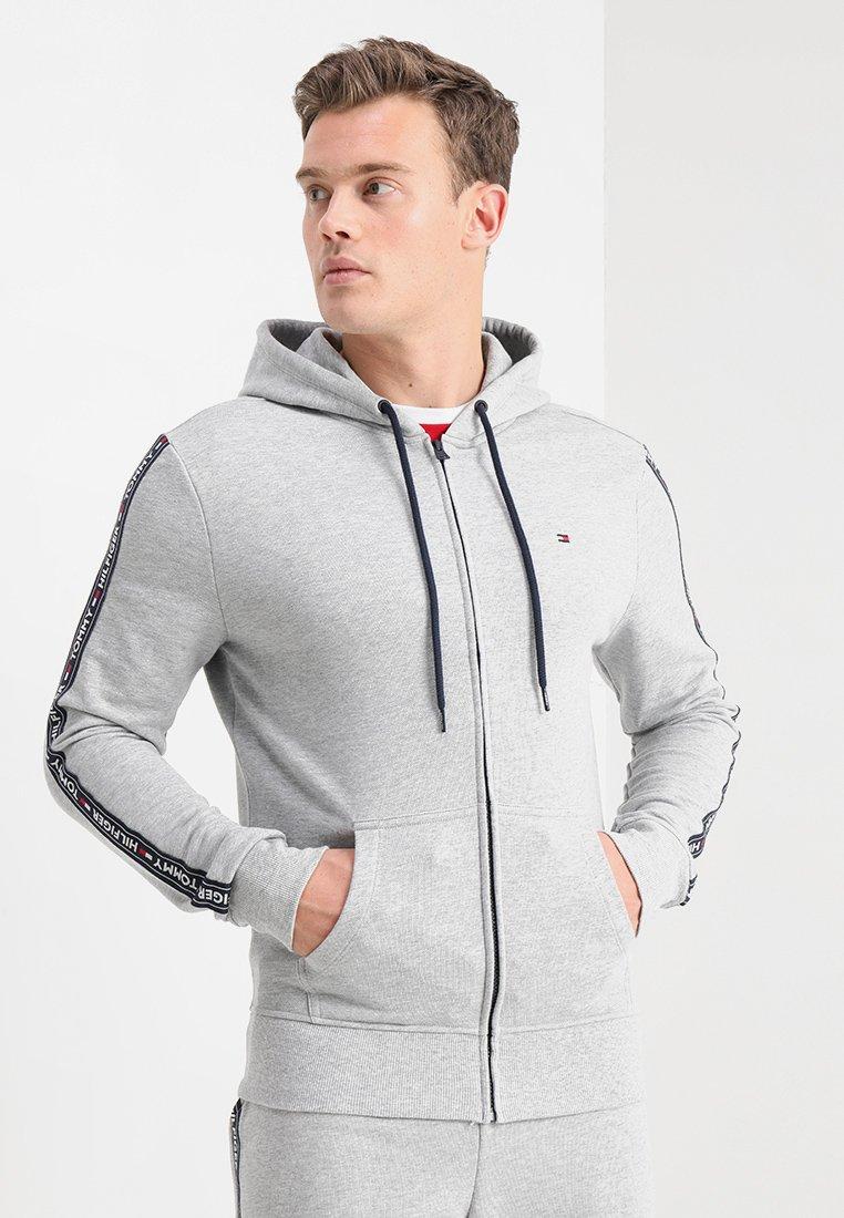 Tommy Hilfiger - HOODY  - Pyjamashirt - grey