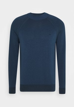 MINI MOCK - Maglione - blue