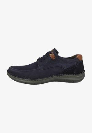 Boat shoes - indigo