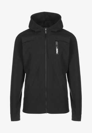 NU-TILITY  - Fleece jacket - puma black