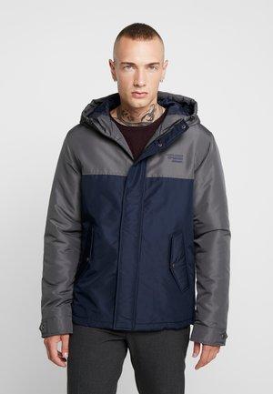 JORCLAN SHORT JACKET - Light jacket - asphalt