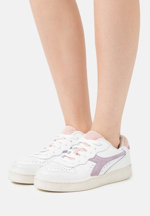 BASKET ICONA  - Sneakers laag - white/nirvana/evening sand