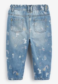 Next - Relaxed fit jeans - blue - 3
