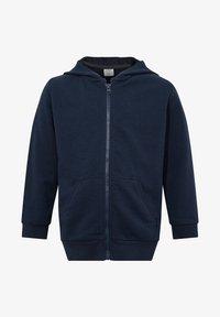 DeFacto - Zip-up hoodie - navy - 0