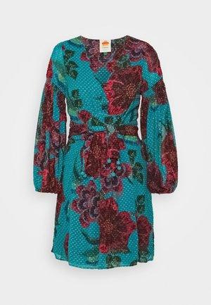 BRILLIANT FLORAL DRESS - Vestido informal - multi