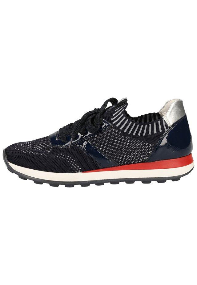 Sneakers - pazifik/marine/silver