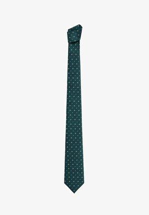 Krawat - vert pastel