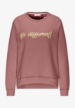 Sweatshirt - desert rose