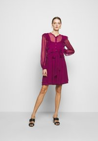 Alberta Ferretti - ABITO - Cocktail dress / Party dress - violet - 0
