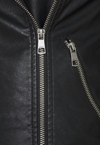 ONLY Tall - ONLMELISA BIKER - Giacca in similpelle - black - 6