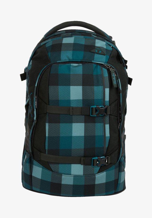School bag - blue bytes