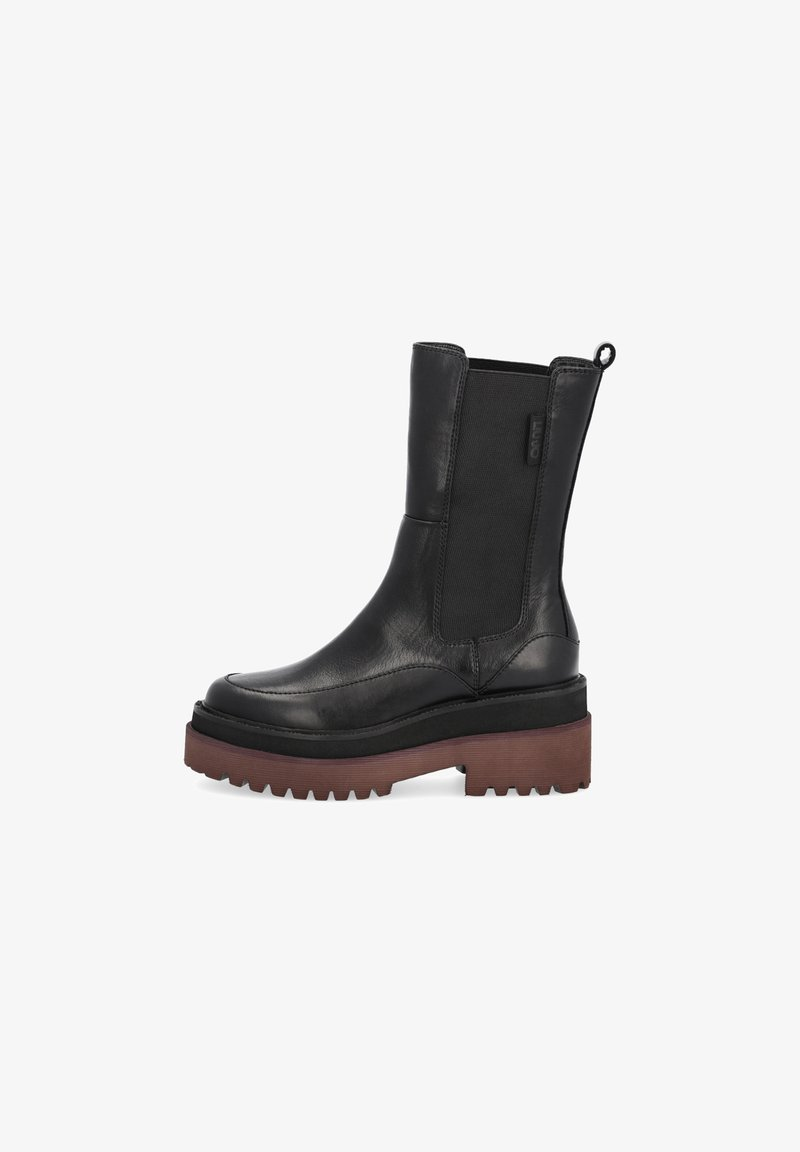 LIU JO - Platform ankle boots - s1040