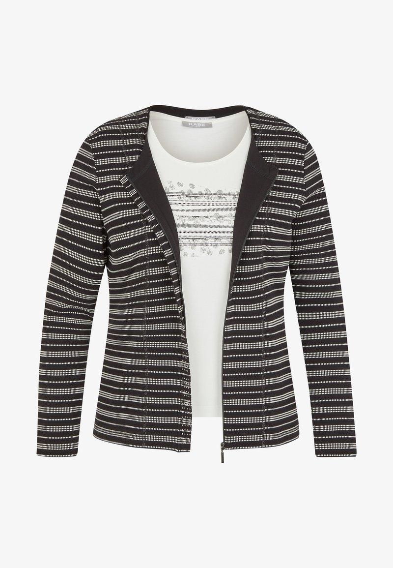 Rabe 1920 - Light jacket - schwarz