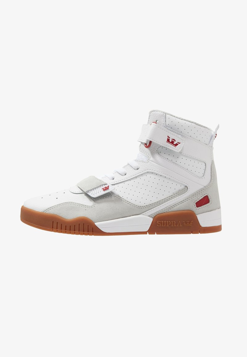 Supra - BREAKER - Baskets montantes - white/rose gum