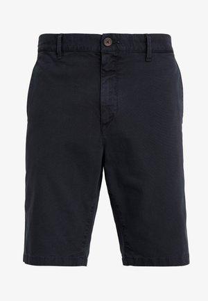 DYE STRETCH  - Shorts - navy