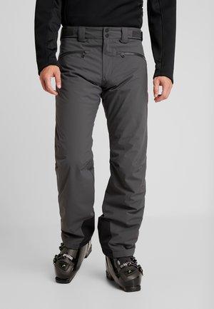 TRUULI  - Spodnie narciarskie - asphalt black