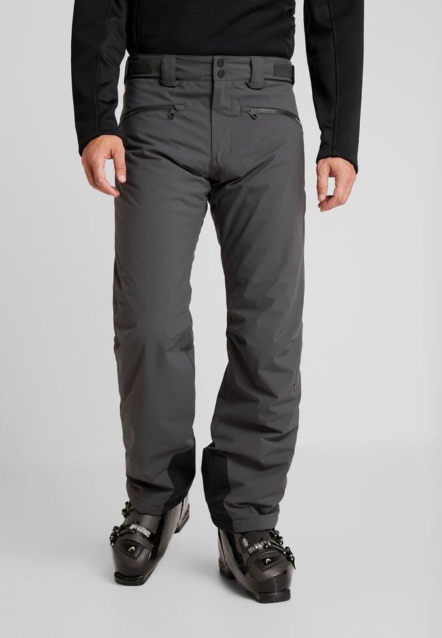 TRUULI  - Snow pants - asphalt black