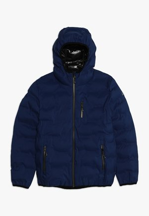 KALINO - Outdoorová bunda - dunkelblau
