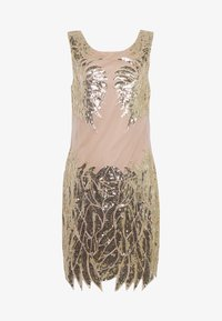 Nly by Nelly - DANCE DRESS - Vestito elegante - gold - 6