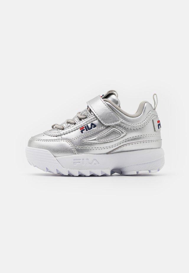 DISRUPTOR INFANTS - Sneakersy niskie - silver
