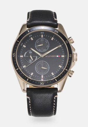 PARKER - Watch - brown/black