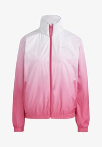 adidas Originals - ADICOLOR 3D TREFOIL TRACK TOP - Veste de survêtement - blue, pink - 6