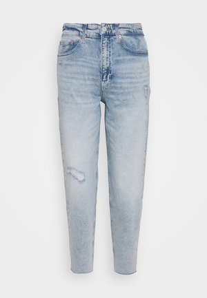 MOM - Relaxed fit jeans - cony light blue comfort destructed