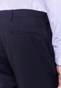 HUGO - GRIFFIN - Suit trousers - dark blue - 4