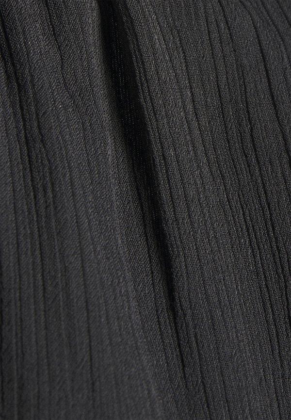 ONLY Petite ONLLORENA - Bluzka - black/czarny KCDU