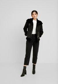 Esprit Petite - Light jacket - black - 1
