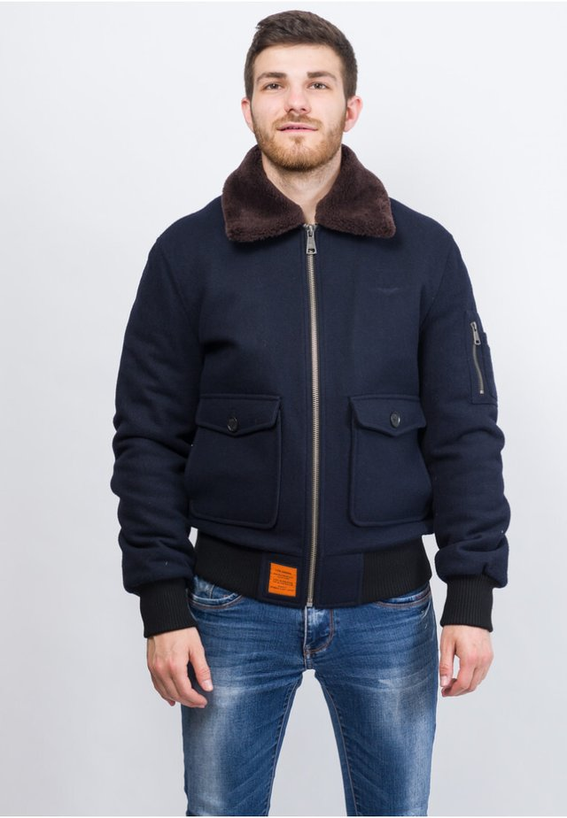 DOUGLAS - Light jacket - dark blue