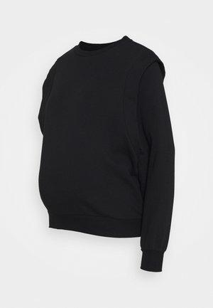 PCMTVIGGA - Sweatshirt - black