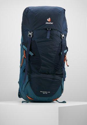 AIRCONTACT LITE 40 + 10 - Hiking rucksack - navy/arctic