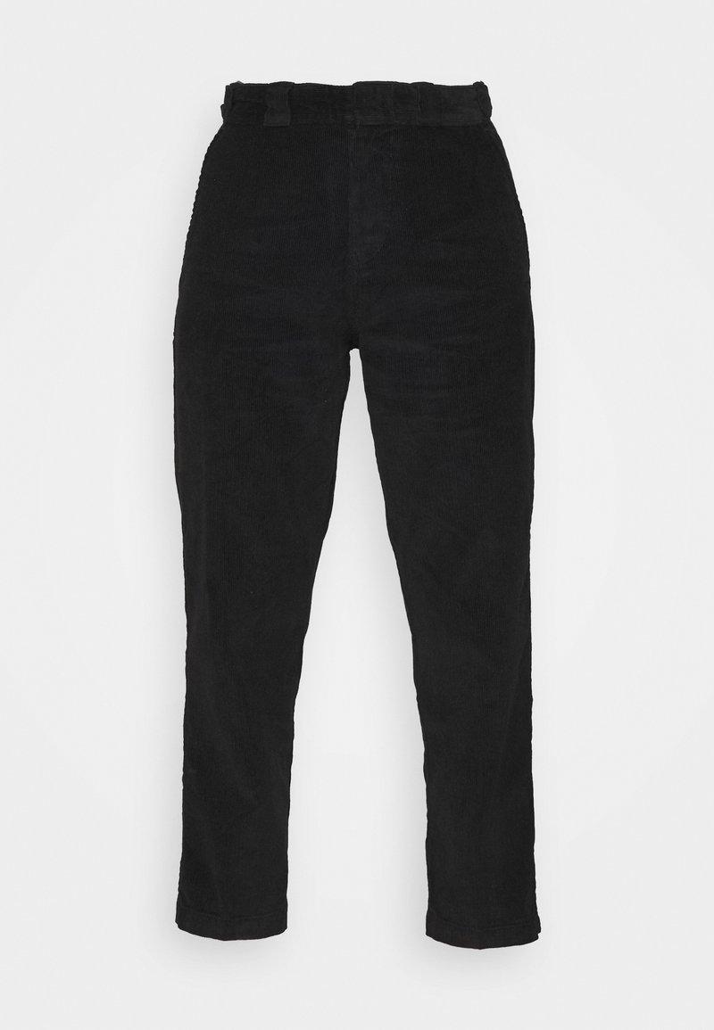 Dickies ELIZAVILLE - Stoffhose - black/schwarz xa6fo7