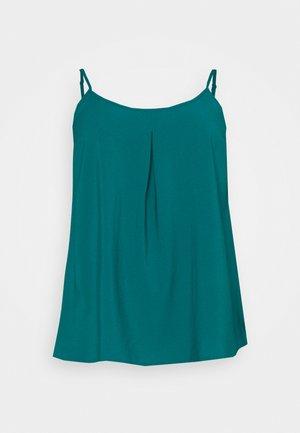 STRAPPY CAMI - Blusa - dark green