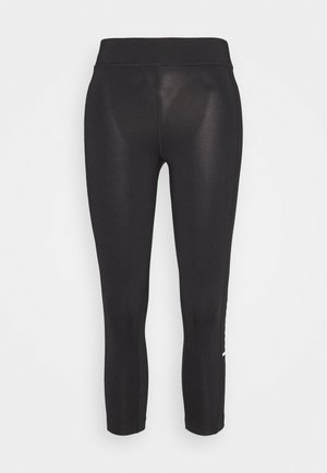 LEGGINGS LEGACY - Urheilucaprit - black