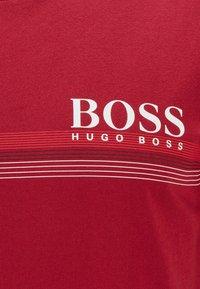 BOSS - Pyjama top - dark red - 5