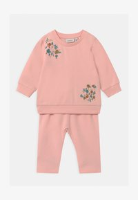 Name it - NBFOLYMPIA SET - Tracksuit - peachskin - 0