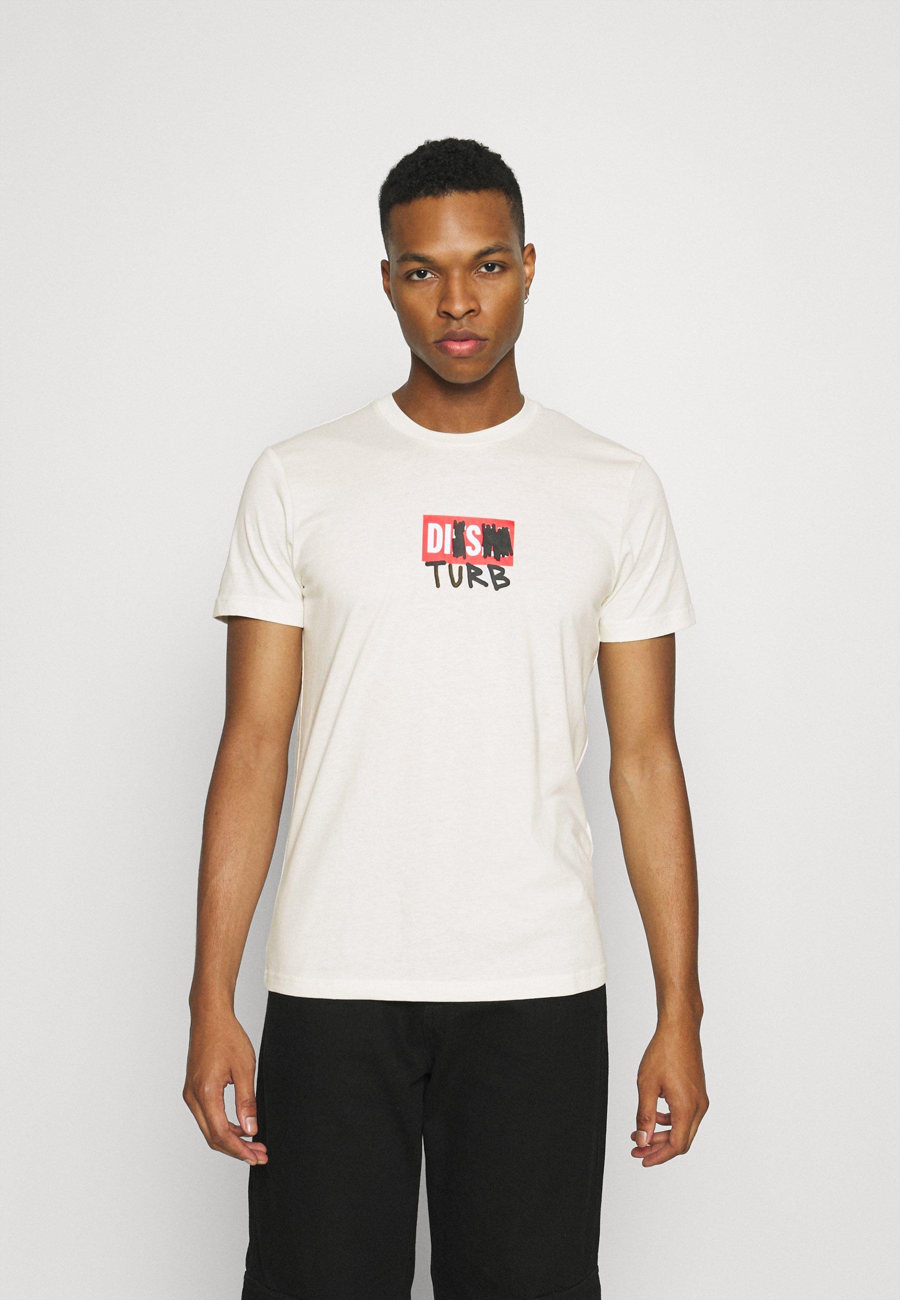Men T-DIEGOS-B10 UNISEX - Print T-shirt