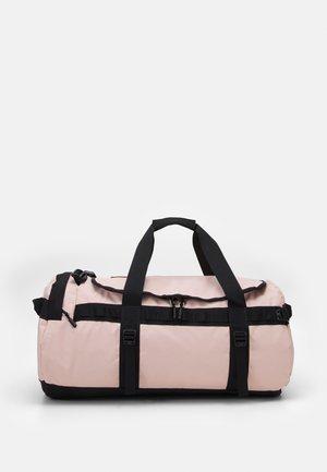 BASE CAMP DUFFEL M UNISEX - Sports bag - pink/black